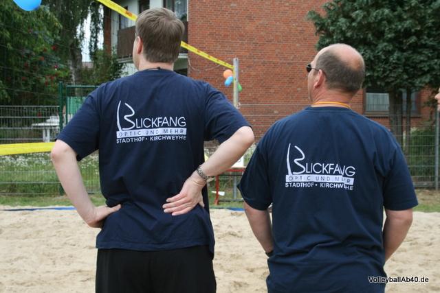 Unser T-Shirt von der Firma Blickfang